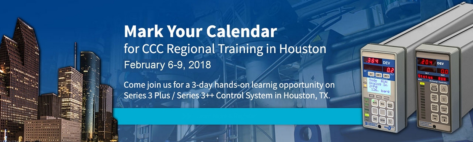 2018 Houston S3+/++ Regional Training   <a  data-cke-saved-href='https://learning.cccglobal.com/ProductDetails.aspx?ProductID=253' href='https://learning.cccglobal.com/ProductDetails.aspx?ProductID=253'>Register Now</a>